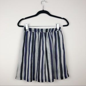Richard Chai for Target Stripe Skirt - Size 1